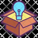 Iproduct Idea Product Idea Product Innovation Icon