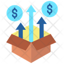 Product Investment Dollar Icon
