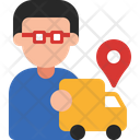Shipping Delivery Productivity Icon