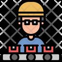 Development Process Productivity Icon