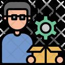 Process Development Productivity Icon
