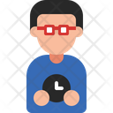 Limitless Time Productivity Icon