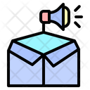 Product Orders Production Icon
