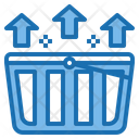 Basket Consumer Behavior Icon