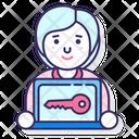Product Owner Scrum Master Agile Team Icon