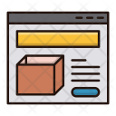 Product presentation Icon