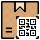 Product qr code Icon