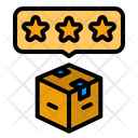 Product Rating Product Review Customer Review Icon