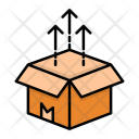 Product Release Box Icon