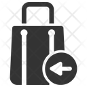 Previous Return Bag Icon