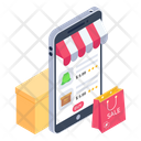 Product Reviews Products Feedback Mobile Shopping Icon