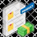 Product Sale Sale Document File Icon
