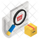 Product Search Inventory Search New Product Icon