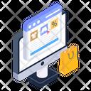 Ecommerce Web Shopping Select Product Icon