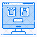 Product Selection Online Shopping Ecommerce Icon