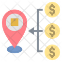 Product Selling Location Icon