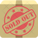 Product Sold Out Icon