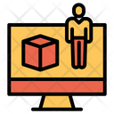 Product Online Product Online Support Assistant Icon