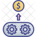 Business Income Production Icon