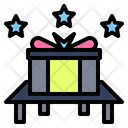 Production Gift Prize Icon