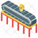 Production Conveyor Belt Icon