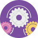 Cogs Gears Cogwheel Icon
