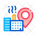 Production Geolocation Trade Icon