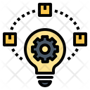 Product Innovation Production Icon