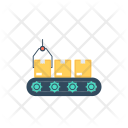 Production Line Icon