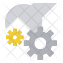 Production Maintenance Fix Icon