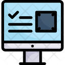 Production Monitoring Icon