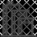 Production Plant Icon