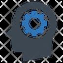 Gear Idea Support Icon