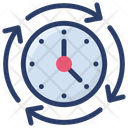 Business Productivity Efficiency Interaction Icon