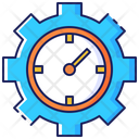 Business Productivity Work Icon