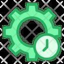 Efficiency Performance Productivity Icon