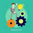 Productivity People Business Icon