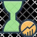 Productivity Graph Icon