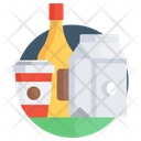 Products Grocery Wine Bottle Icon