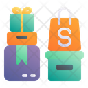 Products Shopping Ecommerce Icon