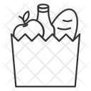 Products Food Bag Icon