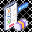 Shopping Feedback Products Feedback Ecommerce Icon