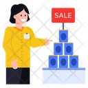 Sale Products On Sale Discounted Products Icon