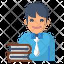 Education Avatar Man Icon