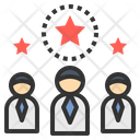 Professional Star Expert Icon