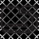 Professional Camera Movie Camera Camcorder Icon