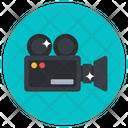 Professional Camera Movie Camera Video Camera Icon