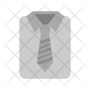 Professional Dress Tie Icon