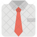 Formal Dress Shirt Icon