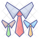 Professional Service Business Wear Icon